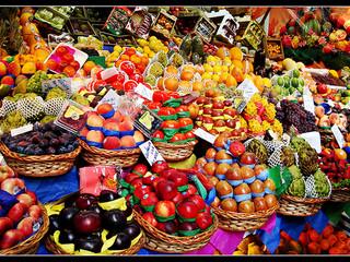 Frutas Mercado Municipal de São Paulo par Rafael Acorsi, via Flickr CC