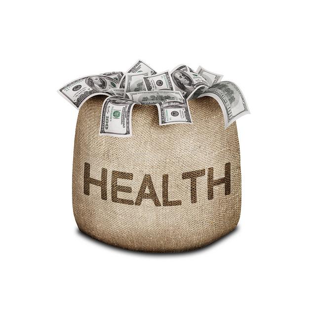 Health par 401 (K)2013, via Flickr CC