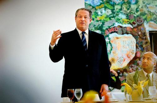 Article : Al Gore, je te tire mon chapeau
