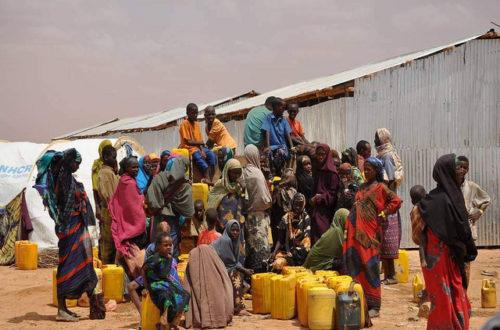 Article : Crise d'eau : pourquoi dit-on que nous allons en souffrir ?
