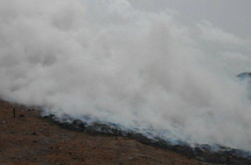 Article : Protéger la couche d'ozone : le faire semblant des autorités
