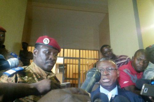 Article : Lieutenant-Colonel Yacouba Isaac ZIDA, le moindre mal qui était indispensable