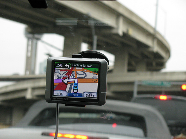 Gps par Nishant Modak, via Flickr CC